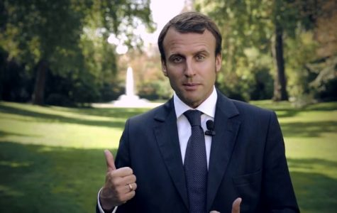 Emmanuel Macron defeated Marine LePen in French presidential elections this weekend. Macron will take office Sunday.