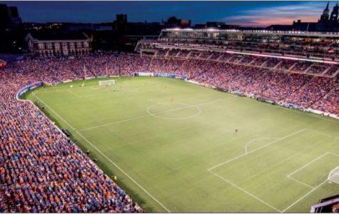 FC Cincinnati Rises to MLS
