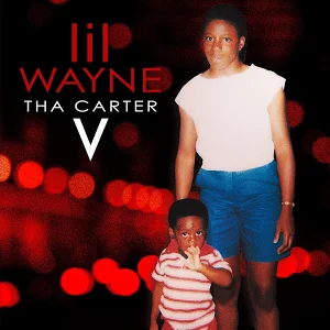 Lil Wayne's Tha Carter V is the fifth album in Tha Carter series that started in 2000. Tha Carter IV was released in 2014.