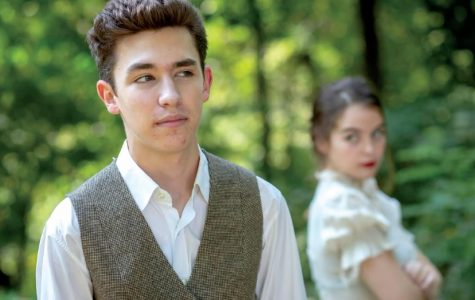 Preview of  Into the Woods: Thinking outside  the box in WHHS theater