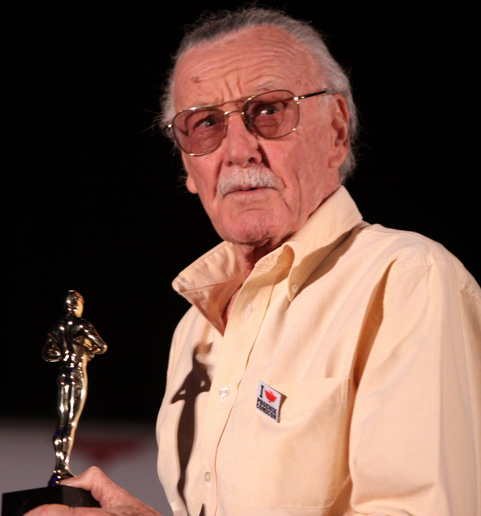 Stan Lee was awarded the National Medal of the Arts by President George W. Bush in 2008. In 2011, Lee was inducted into the Hollywood Walk of Fame.