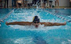 The swim to success