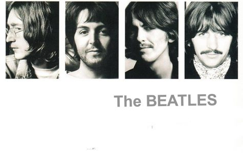 The Beatles are back with White Album re-release