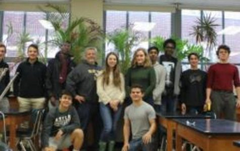 Bio-Eco Club basks in outdoors
