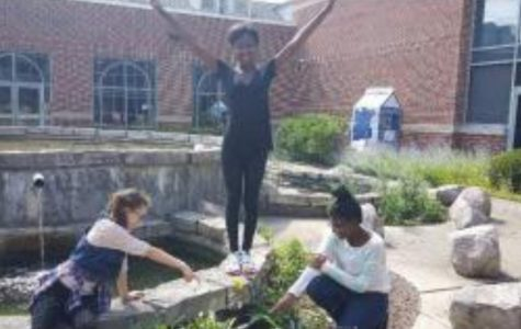 Green Club gardens for WHHS