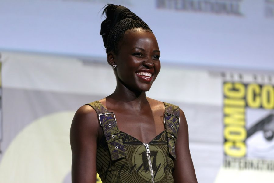 Lupita+Nyong%E2%80%99o+stood+out+at+the+Golden+Globes%2C+with+her+cost+effective+shoes+catching+the+attention+of+many.+Nyong%E2%80%99o+stars+in+the+upcoming+horror+film+Us%2C+which+will+be+released+in+March.%0A
