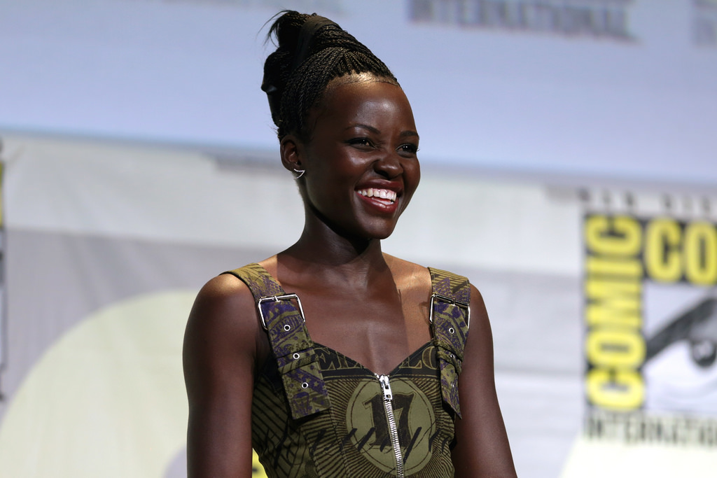 Lupita Nyong'o stood out at the Golden Globes, with her cost effective shoes catching the attention of many. Nyong'o stars in the upcoming horror film Us, which will be released in March.