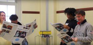 Natl. Scholastic Journalism Week 2019 Day 1 – #MyCommunityMonday