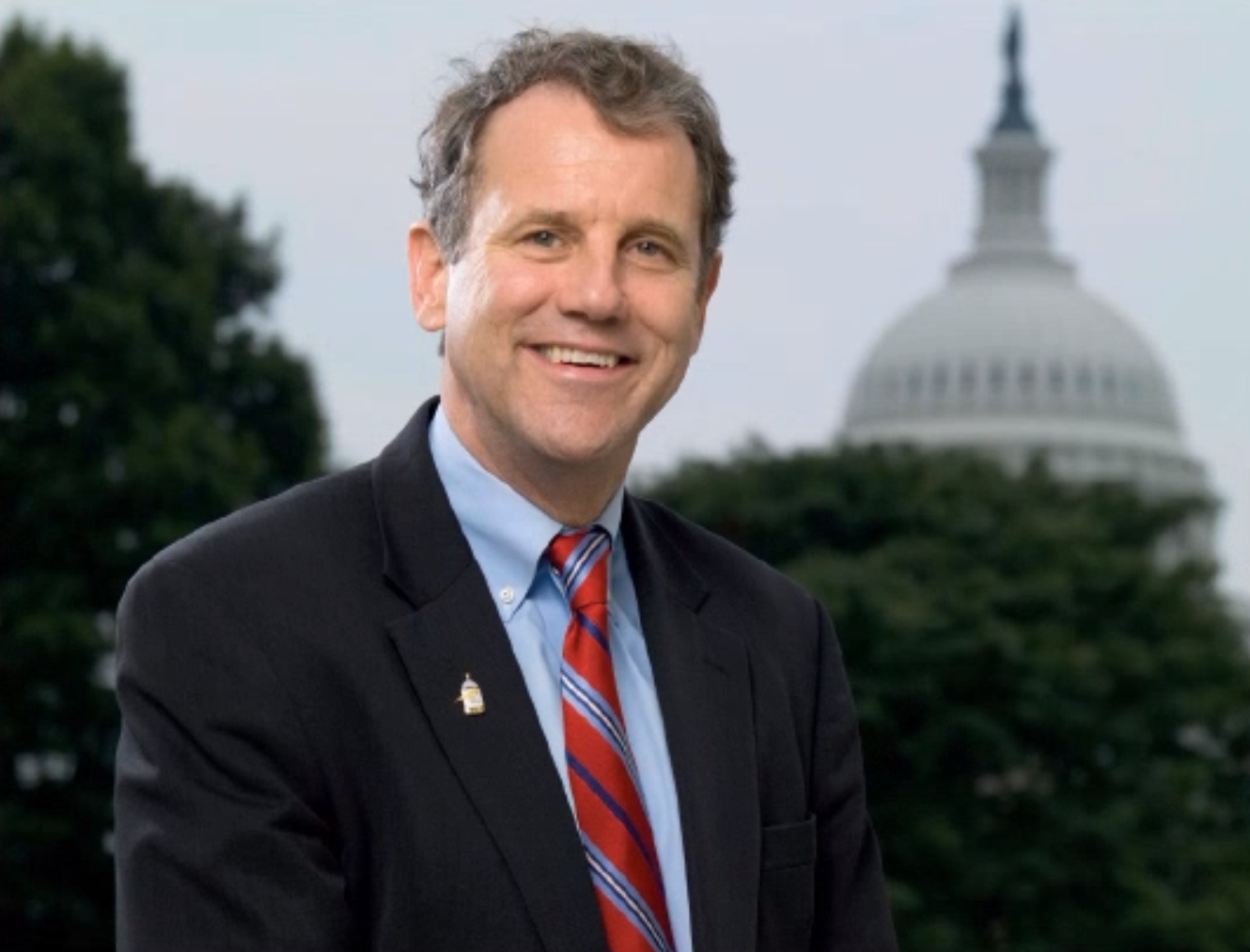 Ohio Senator Sherrod Brown has been involved in Ohio politics since 1975. He has yet to declare that he is running for president, but his recent visits to early primary states have people speculating that he will announce soon.