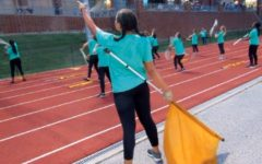 Bringing change to the Color Guard