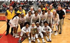 Lady Eagles soar to district title