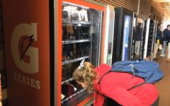 Gatorade sponsors Athletic Department, adds new vending machines