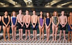 Jr. High swim takes podium