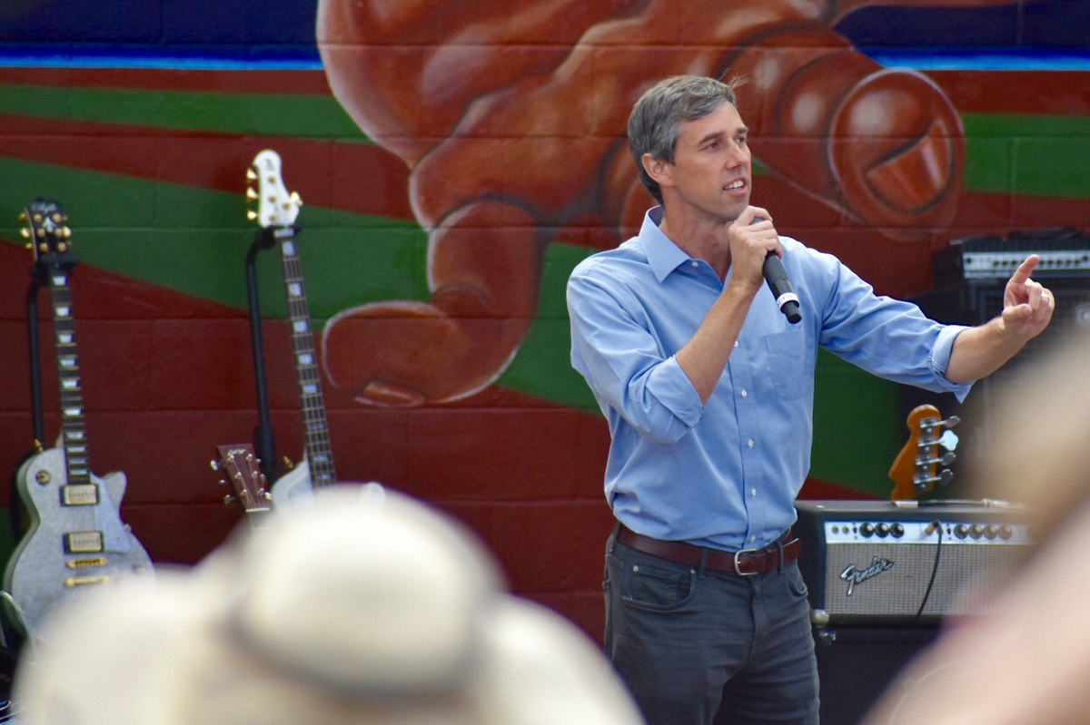 Rep. Beto O'Rourke represented Texas's District 16 for six years, and challenged Sen. Ted Cruz for his seat in 2018. Now, he is running for President of the United States and is vying for the nomination of the Democratic Party.
