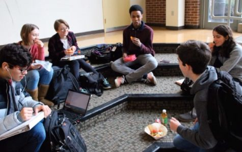We Dine Together, students show solidarity with new club