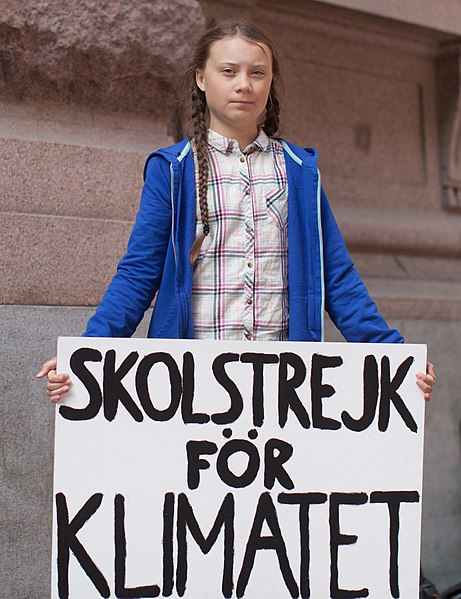 Greta Thunberg is a Swedish teenage climate activist. On Sept. 23, 2019, Thunberg gave a speech to world leaders at the U.N.'s Climate Action Summit, urging them to take action on climate change.