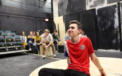 Inside the WHHS production of The Curious Incident of the Dog in the Night-Time