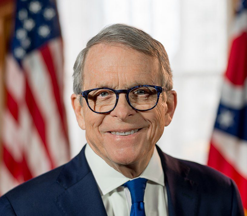 Gov. Mike DeWine's signature is needed to pass the bill that would abolish Ohio's