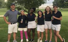 Golf team swings into the spotlight