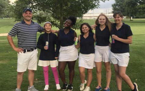 Golf team swings into the spotlight