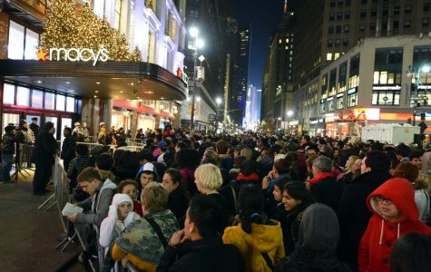 During previous Black Fridays, shoppers crowded into stores and even waited outside malls before they opened. This Black Friday was a little more sparse, with shoppers waiting until Cyber Monday to get good deals.