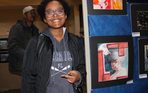 WHHS falls for art at seasonal art show