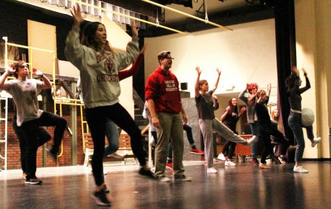 WHHS's 'Urinetown' looks to contend in the Cappies