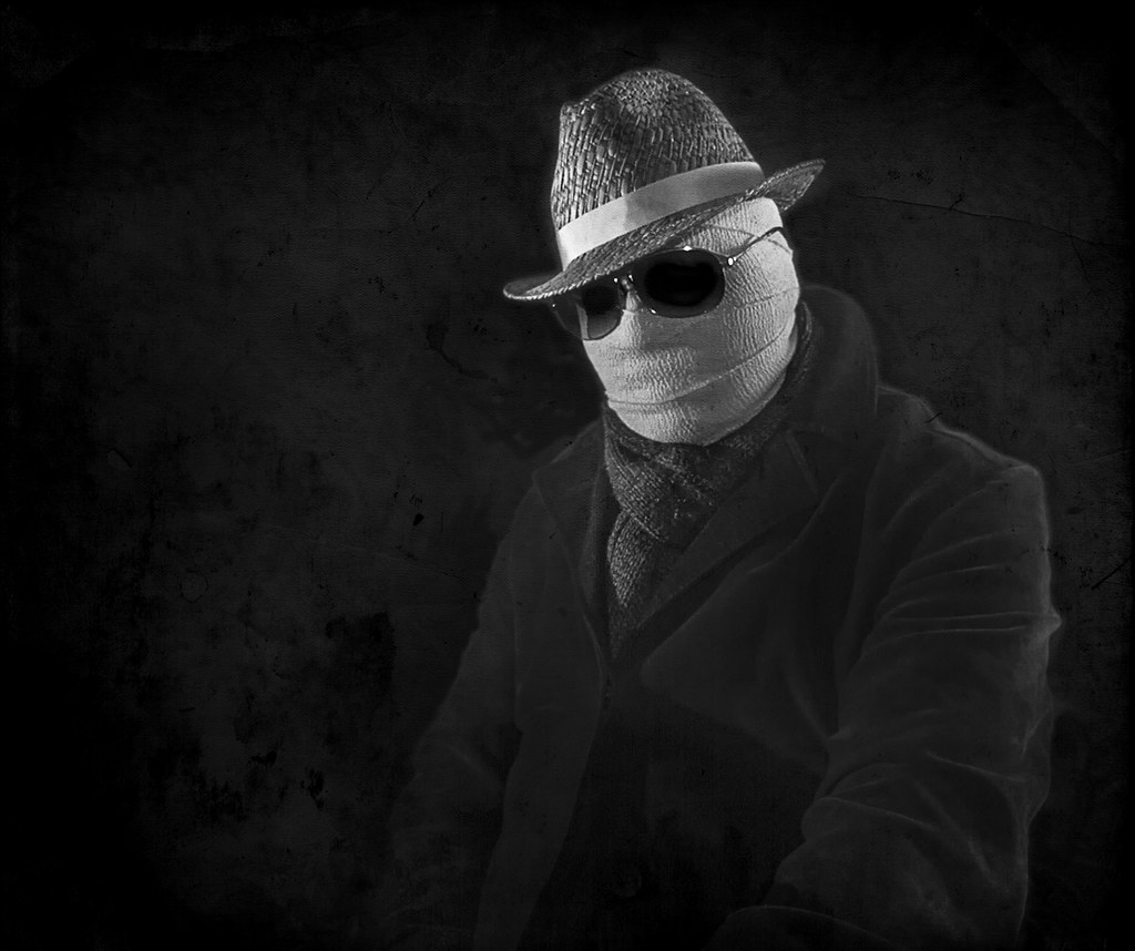 A Look at 'The Invisible Man'   The Chatterbox