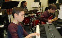 Jazz program bellows into the forefront of WHHS' art scene