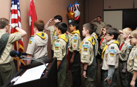 Boys Scouts file for bankruptcy