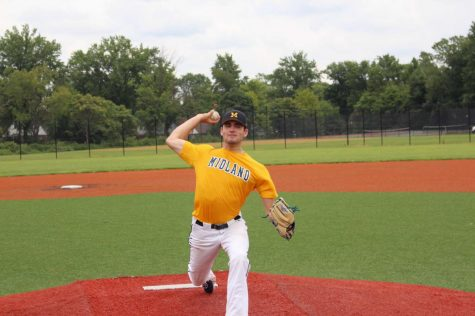SENIOR Feature: Michael Conte commits to Central Michigan University on baseball scholarship.
