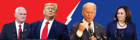 Donald Trump and Joe Biden faced off in the first presidential debate on Sept. 29.