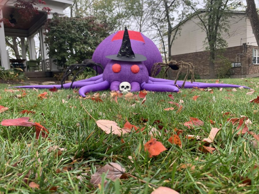 As Halloween approaches many people have begun to put out decorations to get people in a spooky mood. Due to COVID-19 restrictions Halloween will look very different this year and it may not be possible for people to trick-or-treat, but there are still plenty of ways to celebrate.