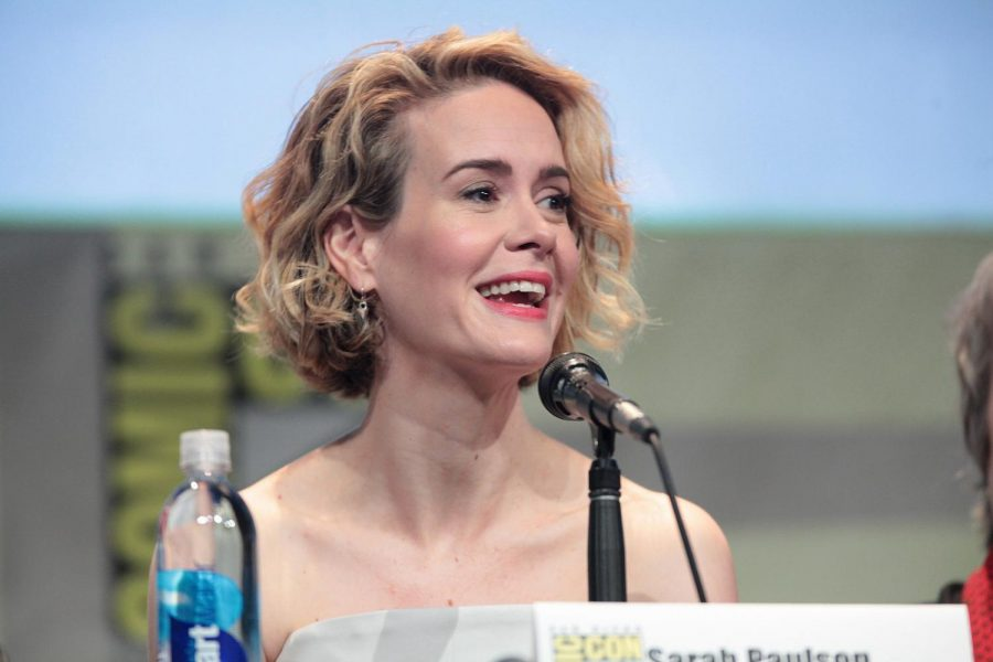 Sarah Paulson stars as Mildred Ratched in Ratched, Netflix's new psychological thriller.