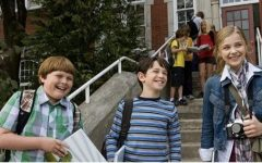 Middle School often gets a terrible reputation as a bridge between childhood and teenagers. During this time obstacles such as puberty, school, and social pressure emerge. Movies such as Diary of a Wimpy Kid, Akeelah and the Bee, and Eighth Grade exemplify the pre-teen struggle.