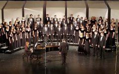 Covid makes choir senior year fall flat