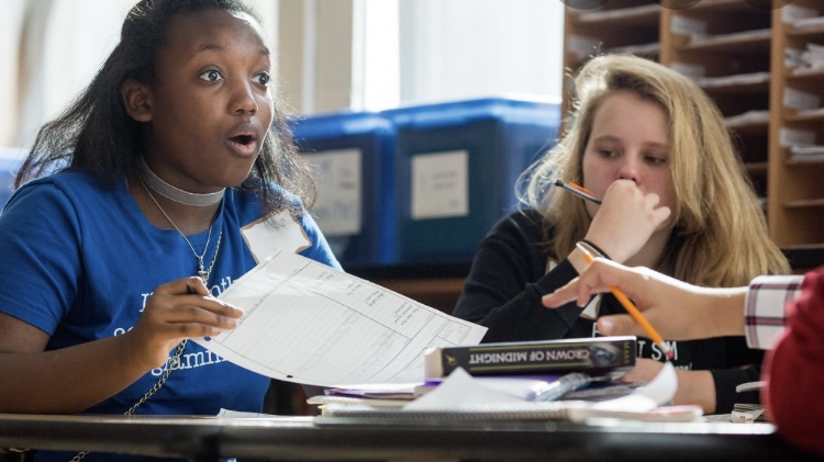 "According to the National Federation of State High School Association, ""Middle school children who have phones, especially girls, are more prone to emotional and behavioral issues later in adolescence. Most experts recommend that children in this age group not have access to social media because of increased chance in cyberbullying."" The pandemic has caused waves in girl's mental health and academic pressure as they navigate through WHHS."