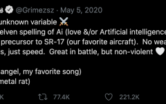 Grimes explained the meaning behind the name of her and Elon Musk's newborn X Ӕ A-12.