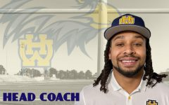 "James Edward Crook III was hired as WHHS new head football coach in November of 2020. ""I'm excited to get around my players and start our off season program. I'm also excited about being a part of the WHHS community,"" Crook said."