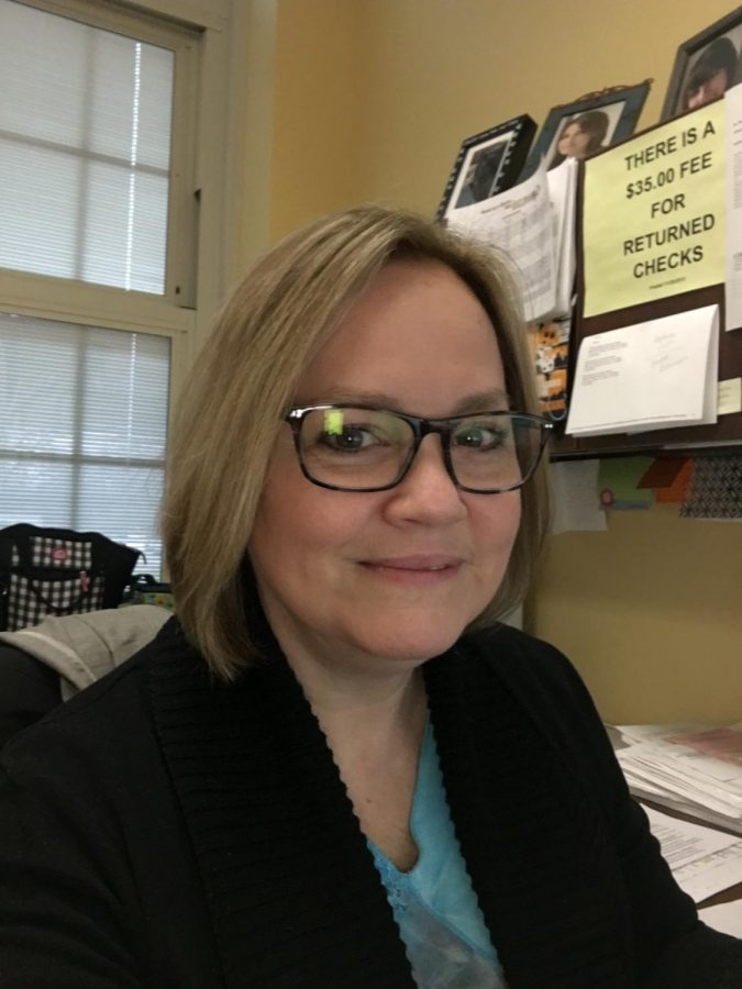 After working in CPS schools for 30 years, Janet Fine, WHHS' Senior Accounting Technician decided to retire in December of 2020.