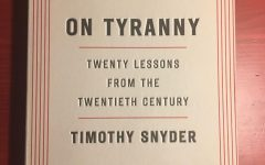 On Tyranny by Timothy Snyder was released in 2017, and is now more topical than ever. It provides a look into the history of tyrannical regimes and how our generation is the key to keeping our democratic values.